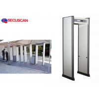 Wholesale SECUSCAN Walk Through Metal Detector With remote controller for detect gun weapons from china suppliers