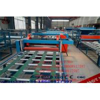 Buy cheap Concrete Sandwich Wall Panel Making Machine / Wall Panel Manufacturing Equipment Long Life from wholesalers