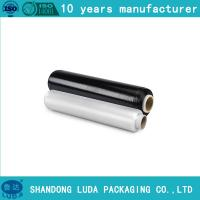 Wholesale China Industrial pallet plastic stretch packaging pallet wrap film from china suppliers