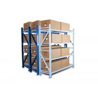 Wholesale Warehouse Light Duty Racking System L2000 * D600 * H2000mm Q235B Cold Roll Steel from china suppliers
