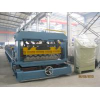 Wholesale Standing Seam Profile Cold Roll Forming Machine for Steel Structure Building from china suppliers