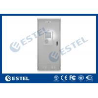 Quality Galvanized Steel Outdoor Electronic Equipment Enclosures Anti-theft Waterproof for sale