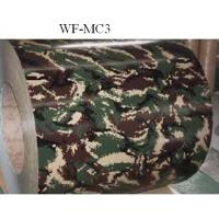 Wholesale Camouflage Patterned Color Coated Steel Coil , Galvalume Steel Coil from china suppliers