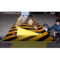 Quality Airport Hydraulic Road Blocker 3 Meter Length 220 Volt Security Road Blocker for sale