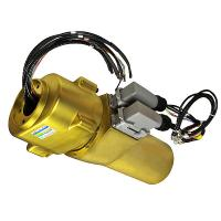 Wholesale Metal Brush Rotating Standard Slip Rings For Wind Turbines With 6 Circuits from china suppliers