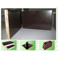 Wholesale Eucalyptus core Concrete Formwork plywood for building usage 12mm - 21mm , Eco friendly from china suppliers