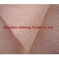 Wholesale Customized 80-220 gsm durable brushed loop /napped loop fastener fabric from china suppliers