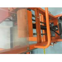 Wholesale Foot Pedal Type Manual Hydraulic Stacker Movable For Lifting And Transporting from china suppliers
