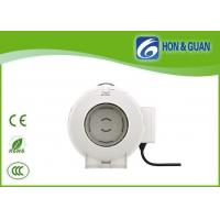 Wholesale 4 Inch 220V PP Shell Kitchen Exhaust Fan ABS Blades Slient Mixed Flow from china suppliers