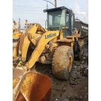 Wholesale USED LIUGONG 856 Wheel Loader with cat engine For SALE CHINA from china suppliers