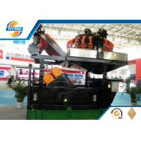 Wholesale Professional Solid Control Equipment Oilfield Drilling Mud Cleaner , API from china suppliers
