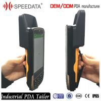Wholesale 4G Sim Card 900Mhz Handheld Bluetooth UHF RFID Reader ISO1800-6C EPC Gen2 from china suppliers