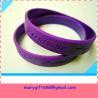 Buy cheap debossed  bracelet from wholesalers