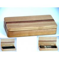 Wholesale B2020 Maple/rosewood pen box with EVA from china suppliers