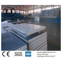 Wholesale Polyurethane sandwitch roof panel, cold store from china suppliers