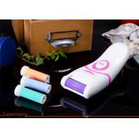 Wholesale Home / Salon Ergonomic Design Battery Operated Callus Remover For Lady from china suppliers