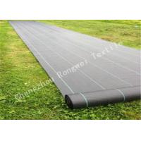 Wholesale Heavy Duty Weed Control Fabric 100gsm Plastic Agricultural Weed Control Matting from china suppliers