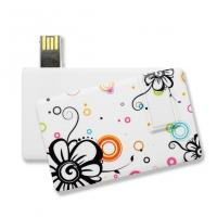 Wholesale Printing Card USB Credit Card Flash Drives 1GB 2GB 4GB Promotion from china suppliers