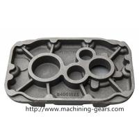 Wholesale OEM Precision Machining Parts Cast Iron Gear Box Gearcase Covers from china suppliers