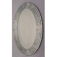 Wholesale 2013 hot selling fashion round mosaic mirror from china suppliers