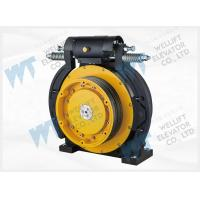Wholesale Permanent Magnet Synchronous Elevator Motor / Gearless Elevator Traction Machine With Outer Rotor Structure from china suppliers