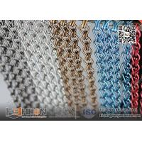 China Architectural Decorative Metal Mesh Curtain