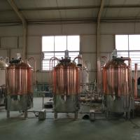 Wholesale 300 L small beer manufacture machine made in China from china suppliers