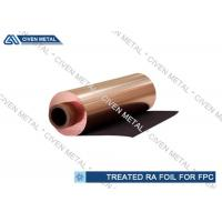 Wholesale Surface Treated RA Copper Foil Roll Sheet With High Peel Strength For FPC from china suppliers