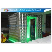 Wholesale Colorful Fashional Photo Booth Led Lights Inflatable Oxford Cloth Waterproof from china suppliers