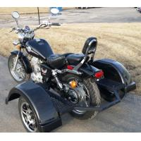 Quality 250cc Air Cooled 3 Wheel Trike Scooter With Single Cylinder , 4-Stroke Cooling System for sale