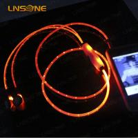 Wholesale 3.5mm headphone earphonefor swimming with led light from china suppliers