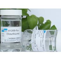 Wholesale Make-Up Products Dimethicone Silicone Oil Colorless Transparent TDS SGS from china suppliers