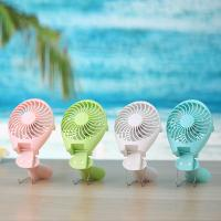 Wholesale Stepless Speed Mermaid Mini Portable Rechargeable Fan AG18 from china suppliers