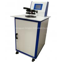 Wholesale Textile Testing Equipment Microcomputer Servo Fabric Gas Permeability Tester from china suppliers
