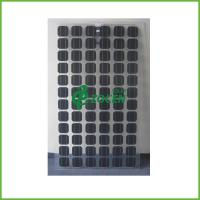 Wholesale High Performance EVA Double Glass Solar Panel Residential / Commercial 144Wp PV Solar Module from china suppliers
