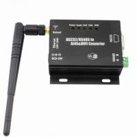 Wholesale RS232 Wireless Serial Server Data Modules Transceiver , WiFi Serial Port Device Server from china suppliers