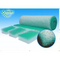 Wholesale 30 - 120 mm Thickness Fiberglass Air Filters For Spray Booth 130 Pa - 200 Pa Final Resistance from china suppliers