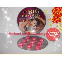 Wholesale Red Big Brother Male Performance Enhancers , Strong Effect Herbal Sex Pills For Men from china suppliers
