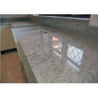 Quality Polished Bathroom Vanity Countertops 128.5MPa Up Dry Compression Strength for sale