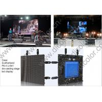 Wholesale P6.4 Indoor Led Display Screen die-casting hanging installation from china suppliers