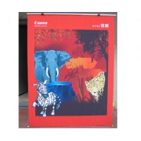 Wholesale Portable Waterproof Outdoor Plastic Steel 180 * 200cm Flag L - Banner Promotional Stand from china suppliers