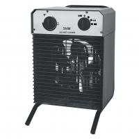 3 3kw portable industrial fan heater with steel stand and. Black Bedroom Furniture Sets. Home Design Ideas