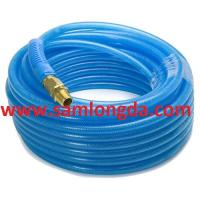 China PU braid Hose, Air Hose with W.P. 15bar for automation and hose reel on sale