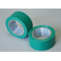 Single Color PVC Shiny  Film Coated With Rubber-based Adhesive Tape Ideal For Floor Marking