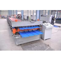 Wholesale Roof Tile / Roofing Sheet Roll Forming Machine Metal Deck Roll Forming Machine from china suppliers