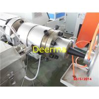Wholesale High Speed Plastic Pipe Extrusion Line , HDPE Pipe Extruder Machine from china suppliers