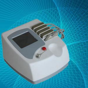 Wholesale manufacturer portable 6 pads lipo laser machine/ laser slimming machine/lipo laser from china suppliers