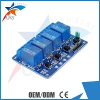 Wholesale 5V 4 Ch SSR Solid State Relay Module For Arduino Low Level Trigger 240V 2A from china suppliers