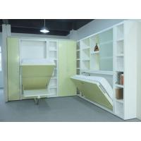 Wholesale Horizontal Home Use Space Saving Murphy Wall Bed Hidden Wall Bed With Table from china suppliers