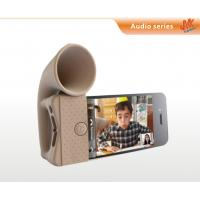 Wholesale Dirt resistant Apple iPhone 4 & 4S vertically and horizontally Horn Stand Amplifier from china suppliers